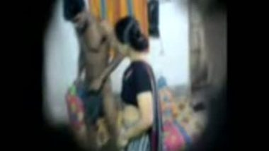 Spy camera revealed housewife's sex