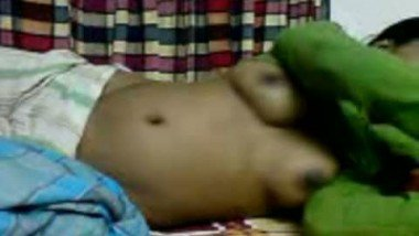Desi Village Lovers Nude at Home Hot Sex