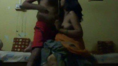 Erotic gujju bhabhi exposed by devar