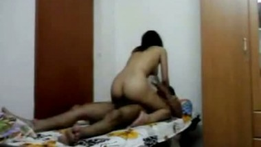 Desi Pune College Lovers Nude at Home Fucking Mms
