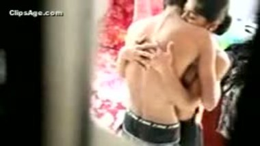 Desi couple romance sex in paying guest house captured by his friend