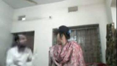 Teacher fucked by headmaster in indian porn tube