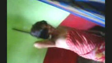 Sexy punjabi bhabi stumped by young devar mms