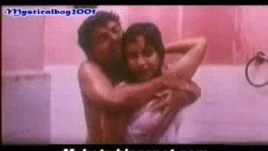 Bathroom romance by desi lover and reshma