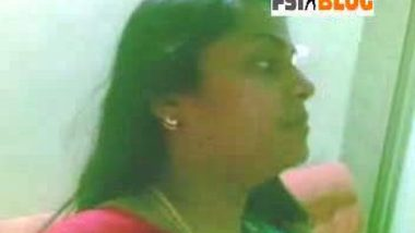 Tamil Sexy Bhabi with Her Hubby's Friend in Hotel Room