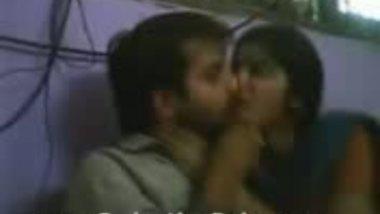 Desi Indian Couple Kiss Before Fucking