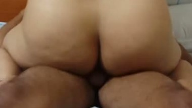 Free porn videos of big round ass housewife riding hard with neighbor