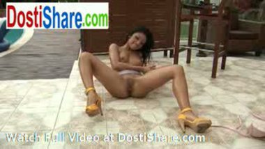 Great aroused indian jilling off