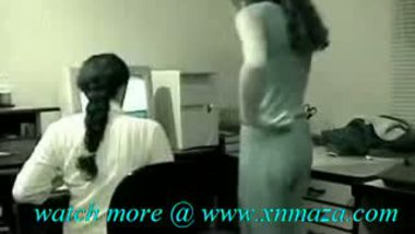 Office Mate Lesbian Sex Acts