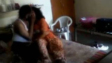 Indore sexy bhabhi having affair with neighbor