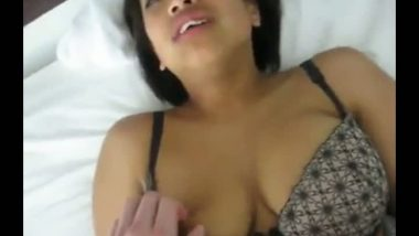 Hairy pussy Indian girlfriend's hardcore sex mms