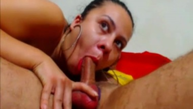 Big Ass Punjabi Bhabhi Gives Blowjob And Rides In Cowgirl Pose