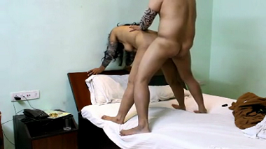 Couple try first anal