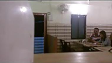 Indian Bf Pressing Sucking Gf Boobs Restaurant
