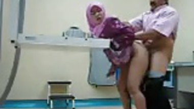 Arabic Couple Having Sex