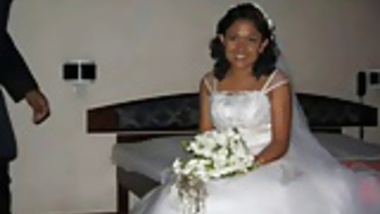 Newly Married Couple - Sri Lankan