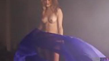 Indian College Girl Natasha Brown Hair Nude Show