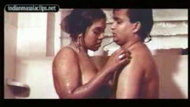 Desi mallu bhabhi shower sex with lover