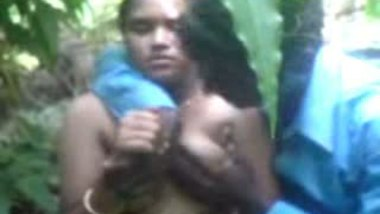 Tamil teen outdoor indiansex mms