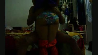 Indian sexy sister's sex with her cousin brother