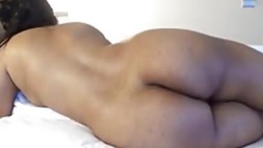 Big ass girl cock sucking