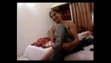 Naked Punjabi bhabhi shaking the dick