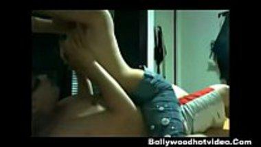 Desi babe enjoying her uncle's penis