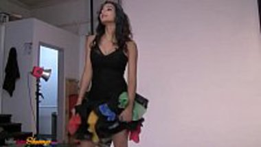 Hot Indian babe Shanaya's hot photoshoot