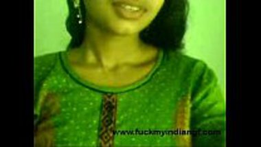 Indian cute girl showingher big breasts