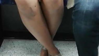 Desi upskirt with boyfriend
