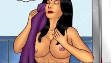 Savita Bhabhi hot comic sex video