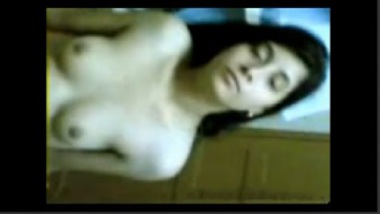 MMS Of Nude College Girl From Delhi