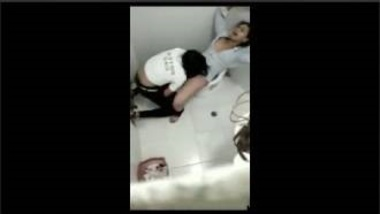 Indian Lesbians Fucking In Toilet