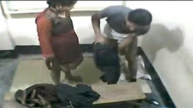 Indian college student having sex with hot teacher